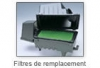 Kit d'admission directe Green simple cône