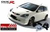 Supports moteurs renforcés pour Honda Civic Type R (EP3)