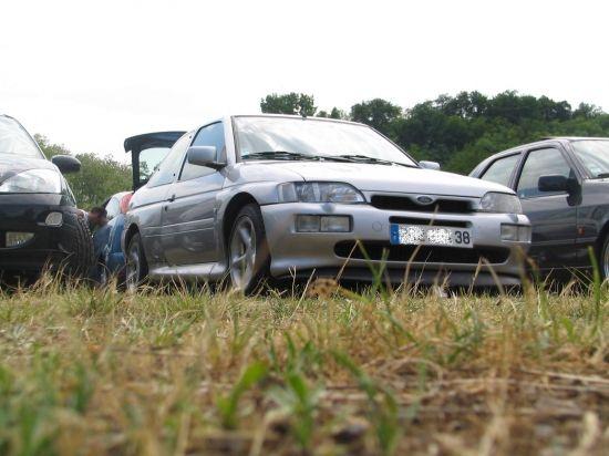 Escort Cosworth T25