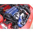 309 T16  - détail du moteur