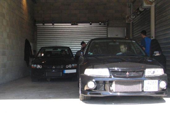 Mitsubishi Lancers