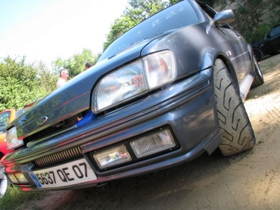 Ma Fiesta RS Turbo