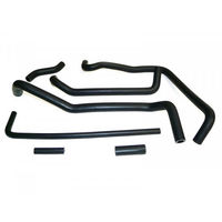 Sierra Cosworth 2WD - Kit durites silicone auxiliaires