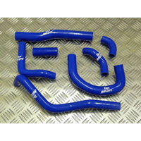 Aprilia RS250cc - Kit durites silicone de refroidissement principales