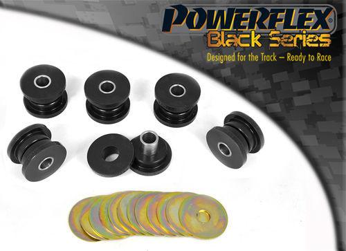 Powerflex OPEL zafira A//B bras de suspension pu femelle pff80-802blk Astra G//H
