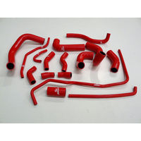 Rover MGTF 115/ 120/ 135 (PRT) – Kit durites silicone auxiliaires