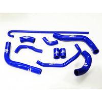 Honda CBR600RR HRC Course 09-12 - Kit durites silicone de refroidissement principales