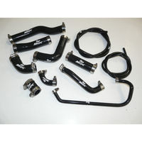 Yamaha YZF R6 06-16 - Kit durites silicone de refroidissement principales