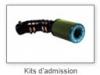 Kit d'admission directe Green Double cône